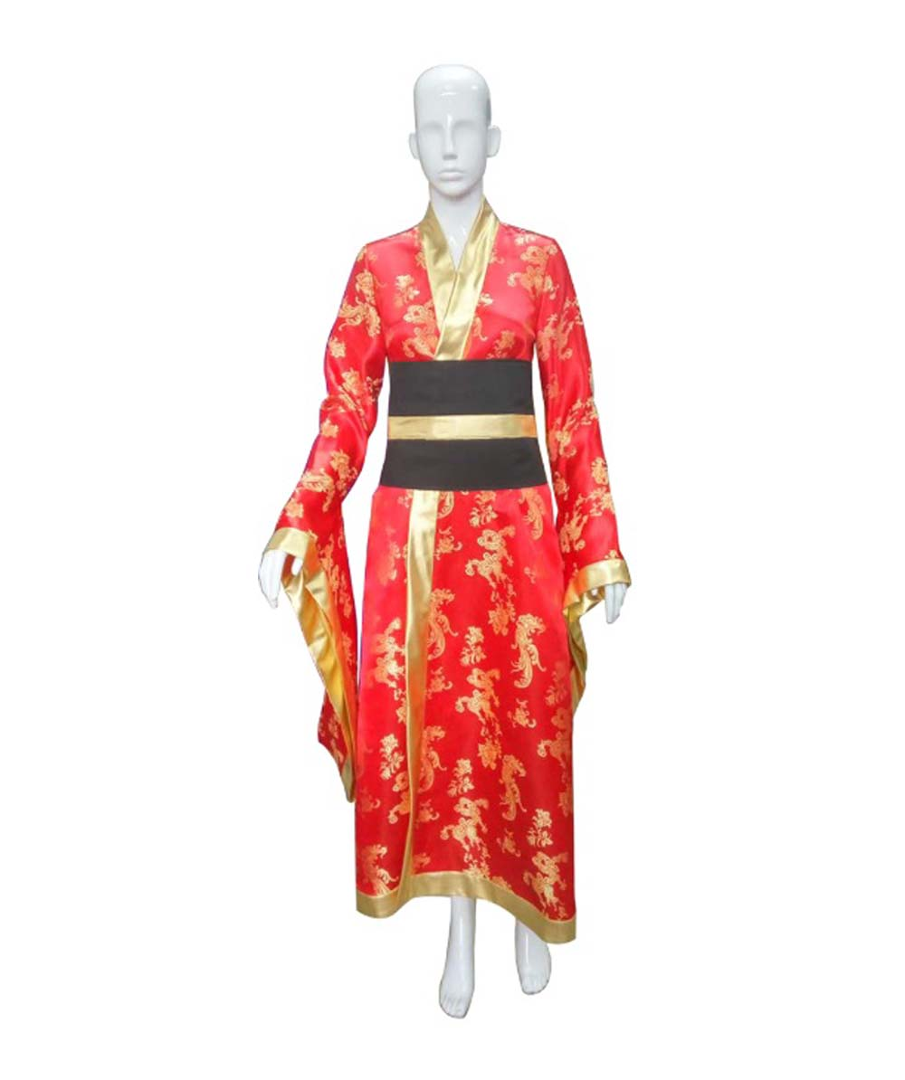 Geisha Cosplay Costume