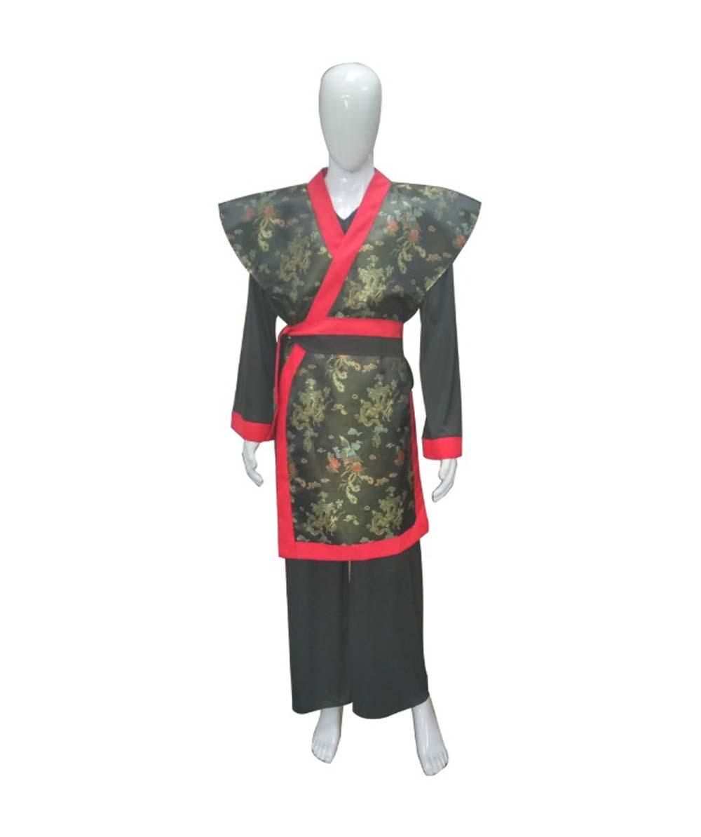 Samurai Cosplay Costume
