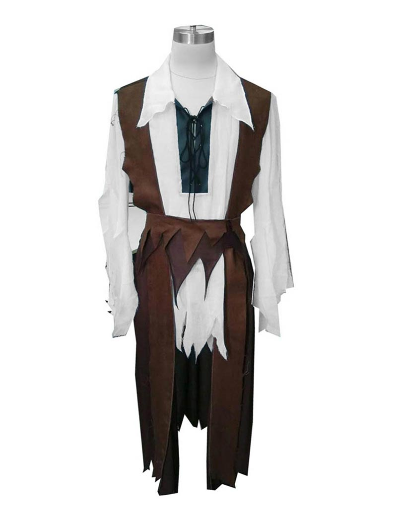 Pirate Captain Cosplay Costume